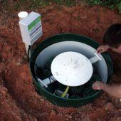 Септики для участков с высоким уровнем грунтовых вод